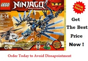 Lego Ninjago Lightning Dragon Battle Best Prices